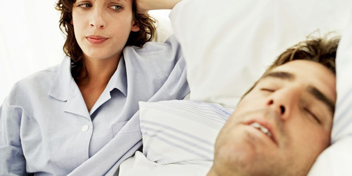 SIMPLE REMEDIES FOR SNORING