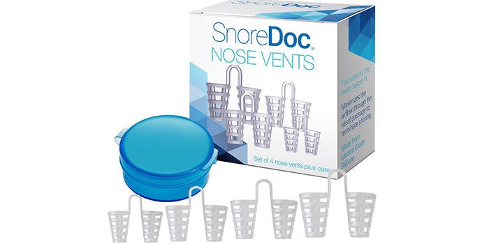 SNOREDOC SNORING DEVICE