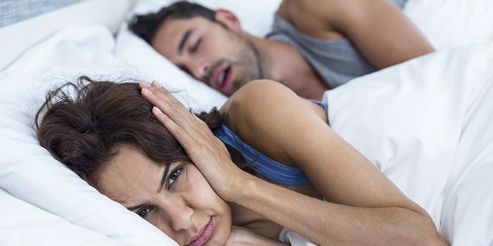 LEARN HOW TO STOP SNORING