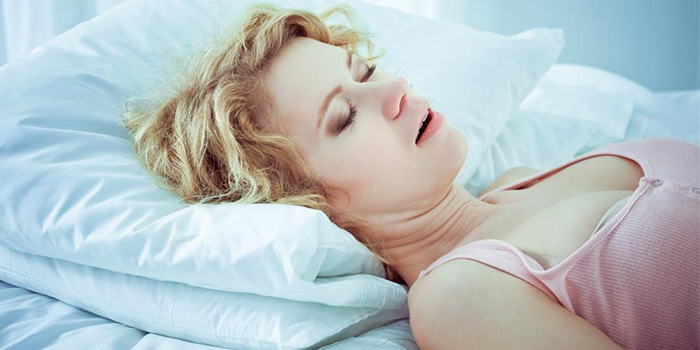 Five Steps To Stop Snoring